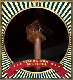 Flohzirkus - Sprungturm